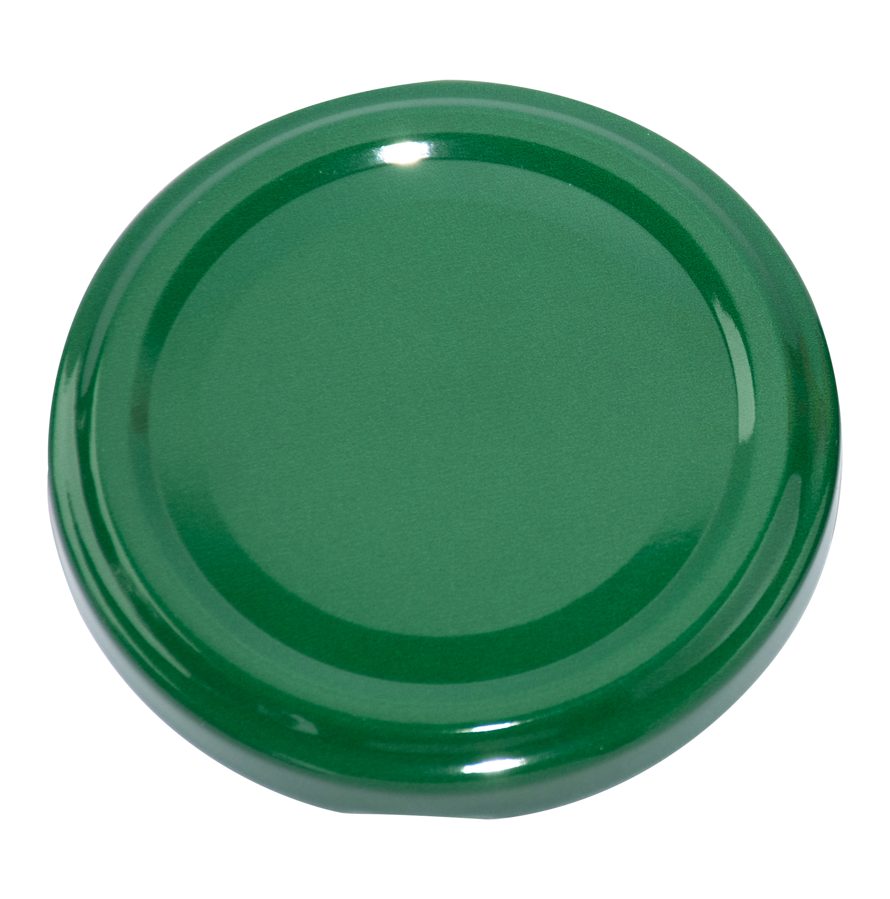 TAPA METÁLICA 63 mm TO VERDE