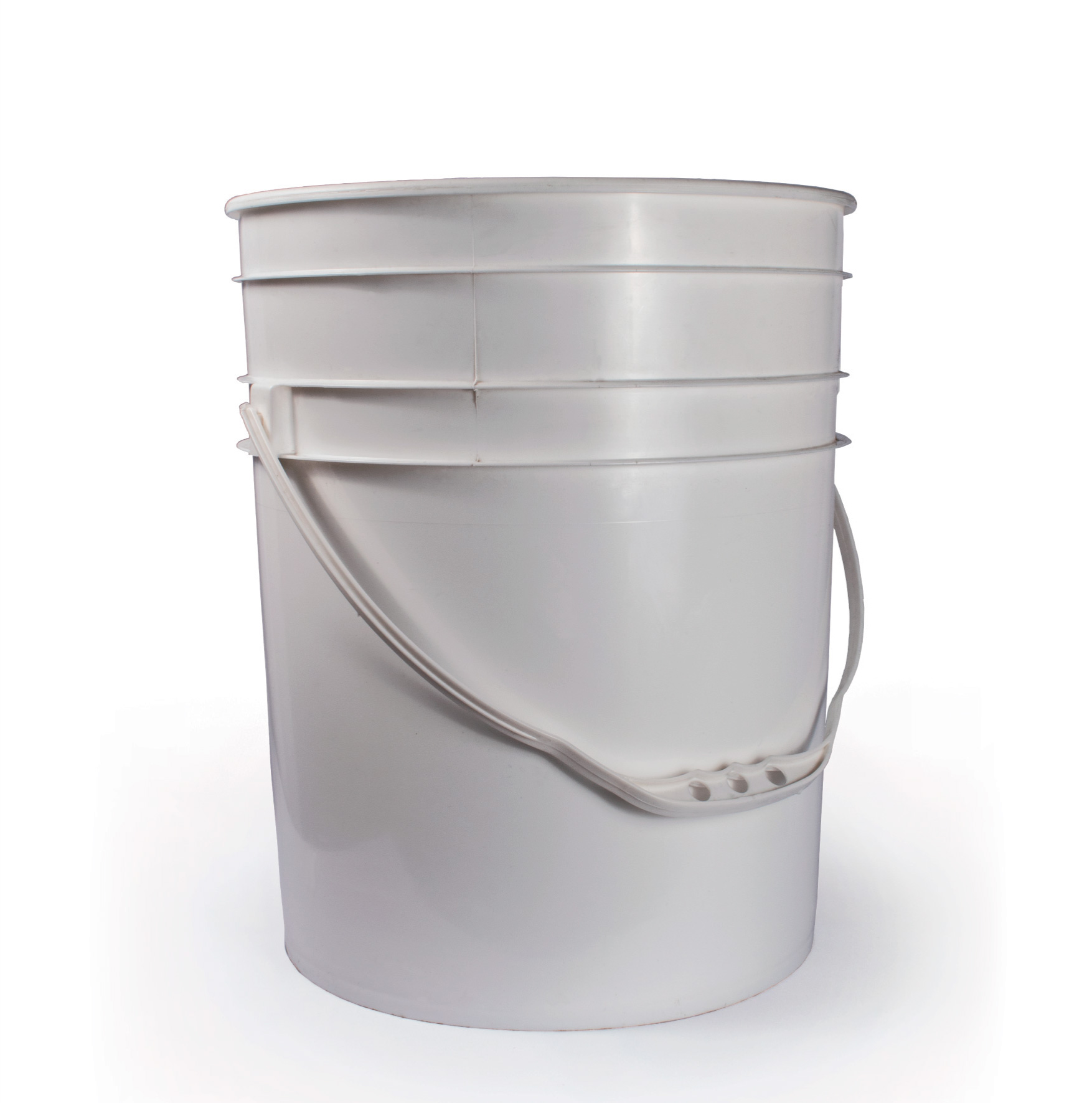 ENVASE PLASTICO 5 GALONES N3 ORIGINAL HDPE BLANCO