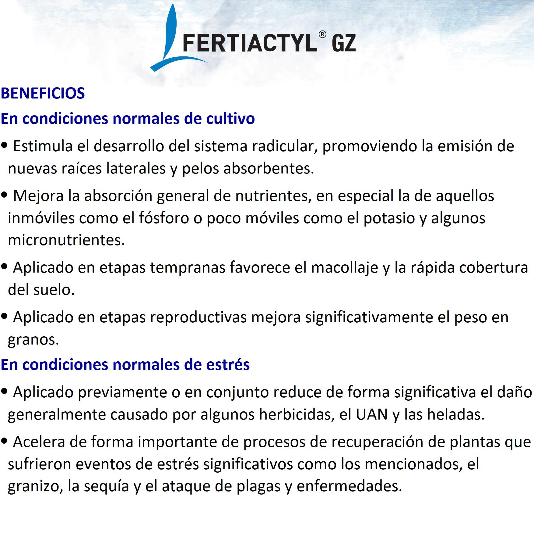 FERTIACTYL GZ  X 1 Lt